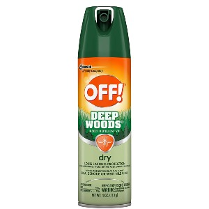 OFF! Deep Woods Insect & Mosquito Repellent - Best Mosquito Repellent Outdoor: Repellent Spray