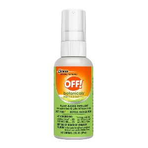 OFF! Botanicals Insect Repellent IV - Best Mosquito Repellent Organic: Affordable Effective Repellent