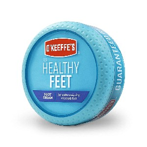 O'Keeffe's Healthy Feet Foot Cream - Best Foot Cream for Cracked Heels: Protective Layer Foot Cream