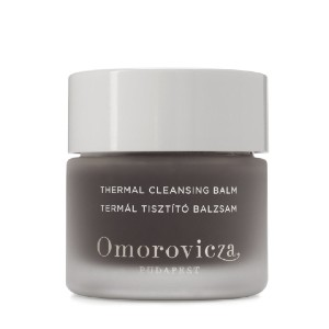 OMOROVICZA Thermal Cleansing Balm - Best Cleansing Balm for Acne Prone Skin: Black Cleansing Balm
