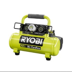 RYOBI ONE+ - Best Small Air Compressors: Best for small tasks