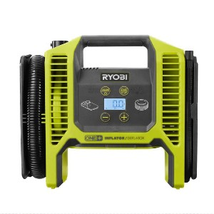 RYOBI P747 - Best Air Compressors for Car Tires: Battery-powered pick