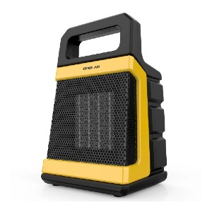 Opolar Adjustable Thermostat PTC Portable Heater - Best Space Heater for Garage Gym: Instant warmth