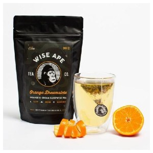 Wise Ape Orange Dreamsicle - Best Tea for Anxiety: All Natural Ingredients