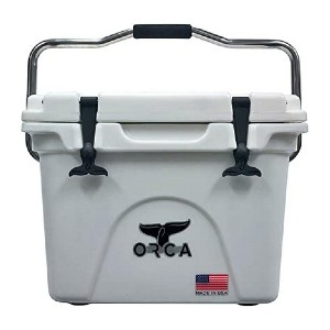 ORCA Cooler  - Best Cooler to Keep Ice: 10 days of ice retention