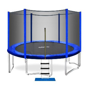 ORCC Trampoline 400 LBS Weight Capacity  - Best Trampoline for Teenagers: Made to last