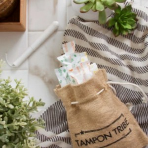 Tampon Tribe Organic Tampons - Best Organic Tampons for Beginners: Based on your need