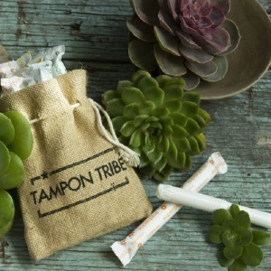 Tampon Tribe Organic Pads - Best Organic Cotton Tampons: Personalized selection
