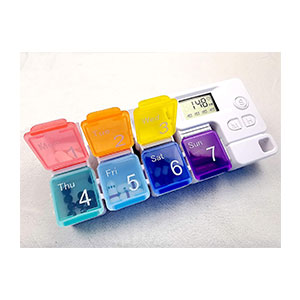 OROCKO Electronic Pill Box with Alarm - Best Pill Boxes with Alarm: Stable and Trustworthy Pillbox