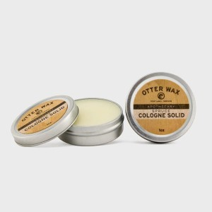 OTTER WAX SPRUCE COLOGNE SOLID - Best Natural Colognes: Long-Lasting Cologne