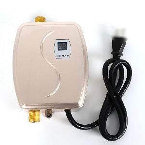 OUKANING 10842 Mini 3kw/110 Volt Electric Point of Use Water Heater - Best Water Heater for RV: Smart Water Heater