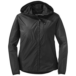 OUTDOOR RESEARCH Women's Helium Hybrid Hooded Jacket - Best Rain Jackets for Alaska: Quick Drying and Lightweight