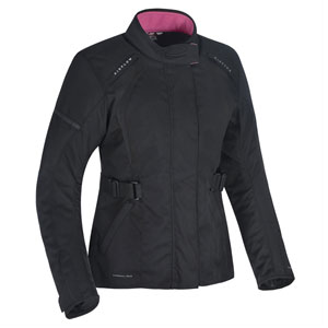 Oxford DAKOTA 2.0 LADIES JACKET - Best Raincoat for Motorcycle Riders: Pre-curved Sleeves