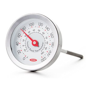 OXO 11133300  - Best Internal Food Thermometer: Labelled probe