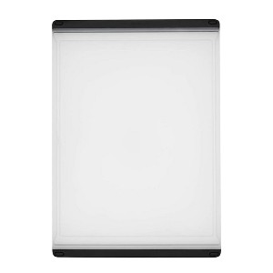 OXO Good Grips Utility Cutting Board  - Best Cutting Boards for Vegetables: Non-slippery