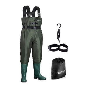 OXYVAN Lightweight Fishing Waders  - Best Saltwater Waders: Toasty yet breathable