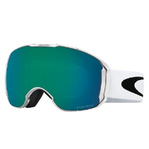Oakley Airbrake XL Goggles - Best Goggles for Snowboarding: Low-Profile Frame
