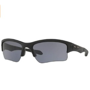 Oakley Quarter Jacket OO9200 Sunglasses For Juniors - Best Running Sunglasses for Small Faces: High Defintion Optics