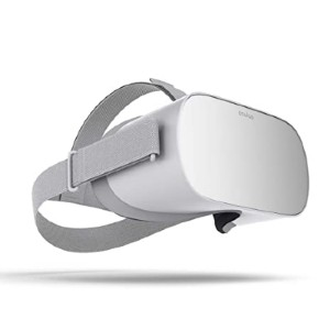 Oculus Go  - Best VR for Exercise: Excellent movement system