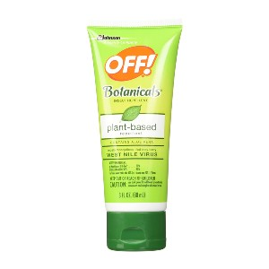 OFF! Botanical Lotion - Best Mosquito Repellent Lotion: Refreshing Repellent Lotion