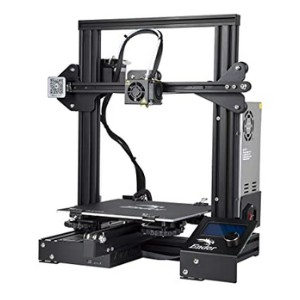 Creality Ender 3 3D Printer - Best 3D Printers under $1000: Space-saving and efficient