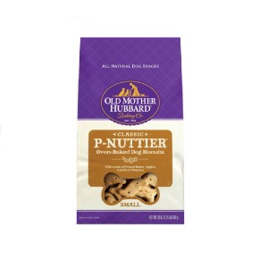 Old Mother Hubbard Classic P-Nuttier Biscuits Baked Dog Treats - Best Biscuits for Dogs: Tastefully Biscuit