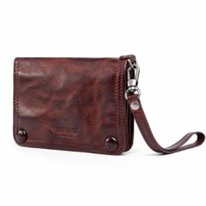 Old Trend Basswood Wallet - Best Wallet for Women: Mini wallet for easy carry