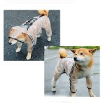 10 Reviews: Best Raincoats for Dogs (Oct  2020): 4 Legs Covered Design Raincoat