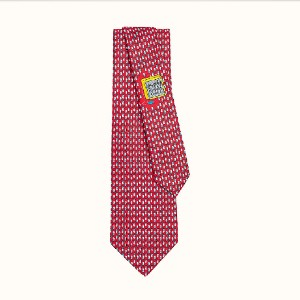 Hermes  On Air Tie  - Best Ties for White Shirts: Best branded pick