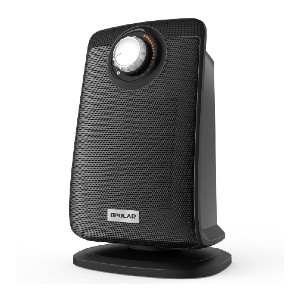 Opolar 1500W Bathroom Space Heater - Best Space Heaters for Small Rooms: Waterproof plasticdesign heater
