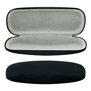 OptiPlix Hard Shell Eyeglass Case - Best Glasses Cases: String shell in nice color
