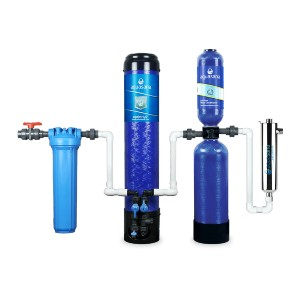 Aquasana OptimH2O - Best Water Filtration Home System: Whole Health, Pure Performance