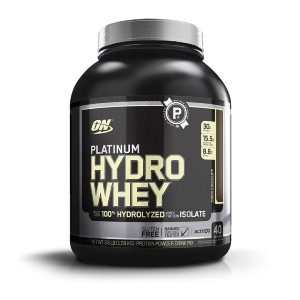 Optimum Nutrition Platinum Hydrowhey Protein Powder - Best Lactose-Free Protein Powder: Ideal for Muscle Building