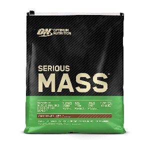 Optimum Nutrition Serious Mass Weight Gainer Protein Powder - Best Mass Gainer for Skinny Guys: New Look, with the Same Trusted Quality