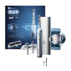 Oral-B Genius 9000 - Best Electric Toothbrush: For Your Healthy Gum