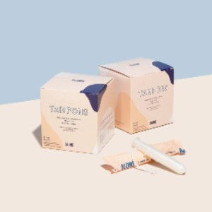 Blume  Organic Tampons  - Best Organic Pads and Tampons: Silky outer layer