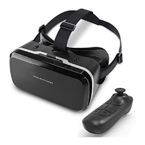 Oriflame VR Headset - Best VR for 6.5 inch Phone: Tight but comfortable