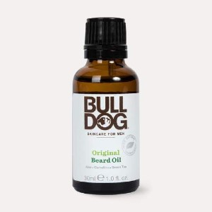 BULLDOG Original Beard Oil - Best Beard Oil for Growth: Fast Absorbing and Non-Greasy