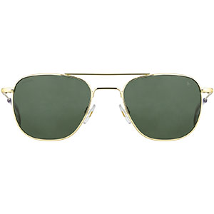 AO Eyewear Original Pilot - Best Sunglasses Made in USA: Scratch-resistant Material and Hardcoat