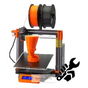 Prusa i3 MK3S kit - Best 3D Printers for Cosplay: Great resolution