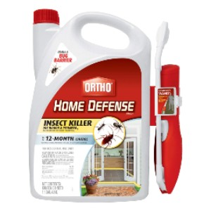 Ortho Home Defense MAX Insect Killer - Best Mosquito Repellent for Yard: Mosquito Repellent Spray