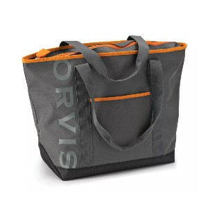 ORVIS Adventure Tote - Best Nylon Tote Bags: Interior Pockets Keep Small Items Organized
