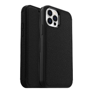 OtterBox Strada Series Case - Best Phone Cases for iPhones: Durable Leather Case