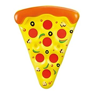 Otto Simon Gigantic Pizza Slice Pool Float  - Best Floats for Adults: Perfect for pizza lovers