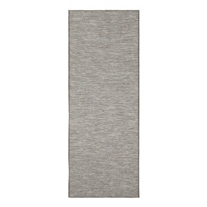 Ottomanson Sundance Collection Reversible Outdoor Runner Rug - Best Entryway Rug for Winter: Best for indoor and outdoor