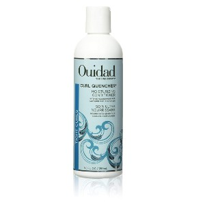 Ouidad Curl Quencher Moisturizing Conditioner - Best Conditioner for Curly Hair: High-Quality Ingredients for Nourishing