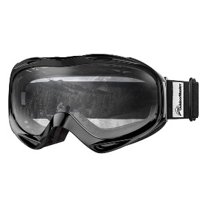 OutdoorMaster OTG Ski Goggles  - Best Goggles for Night Skiing: Adults and Youth Goggle