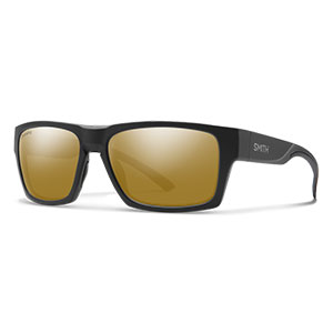 Smith Outlier 2 - Best Sunglasses Made in USA: Anti-reflective Coating Improves Clarity and Reduces Eye Strain