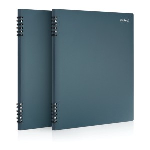 Oxford Stone Paper Notebook - Best Notebooks for College: Moisture and Tear-Resistant Sheets