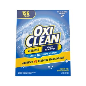 OxiClean Versatile Stain Remover Powder - Best Laundry Detergents Stain Remover: Oxygen-Based Remover